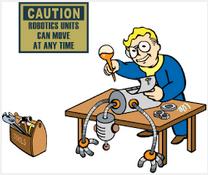 RepairRobot